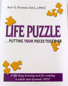 Front cover, Life Puzzle